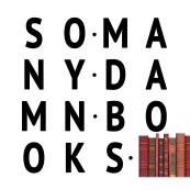 So Many Damn Books